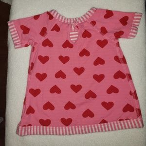 Hanna Andersson baby girl dress